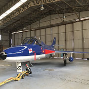Hawker Hunter Ex-Military Aircraft
