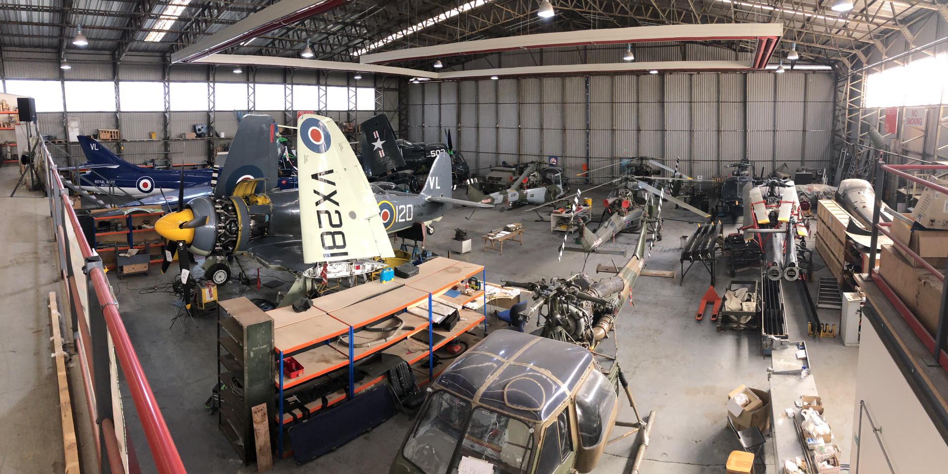 Hangar 4 - Weald Aviation Services