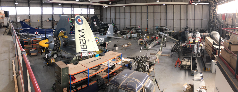 Hangar 4 - Weald Aviation Services