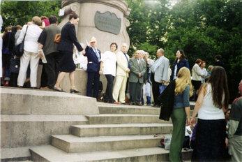 Май 2002 - 50лет журфаку МГУ - 40лет выпуску