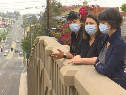'The Nurses' Honored for Marching, Treating Injured Protesters Amid Pandemic