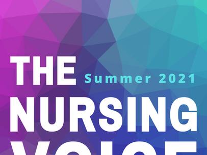 The Nursing Voice: Summer 2021 Edition - Vol. 59
