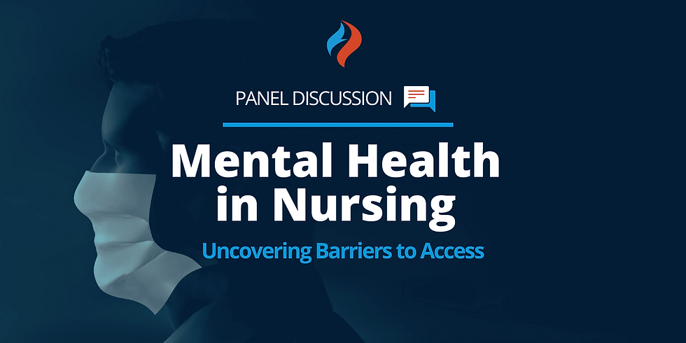 Mental Health in Nursing: Uncovering Barriers to Access