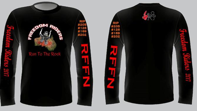 the run shirt