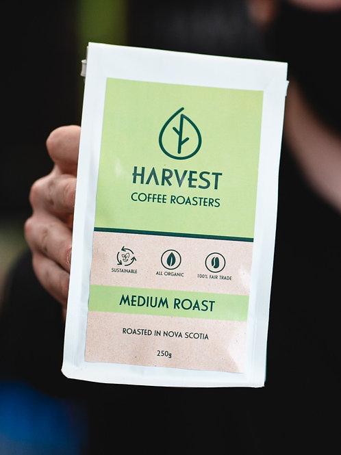 Harvest Coffee Beans