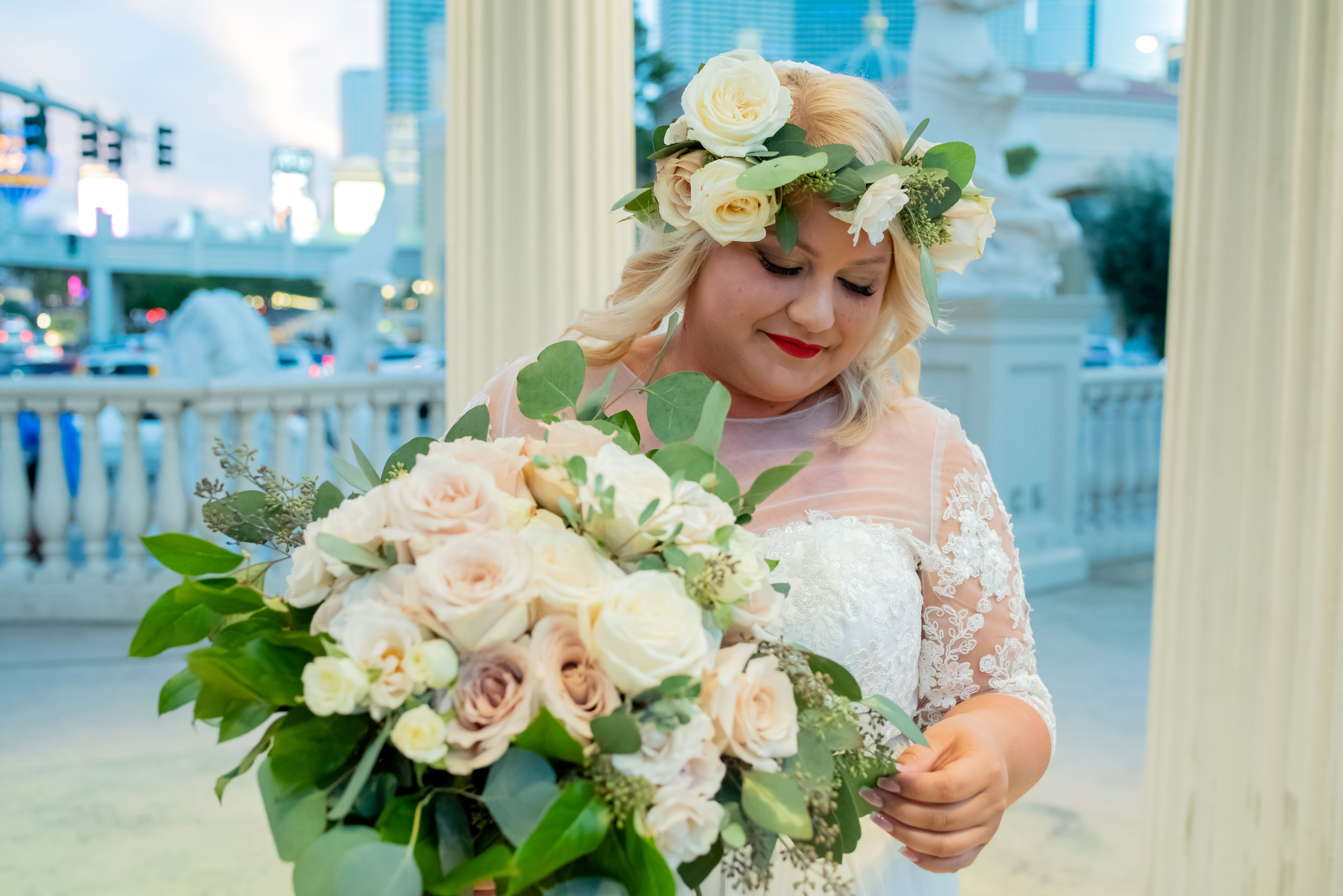 Esküvő Las Vegasban