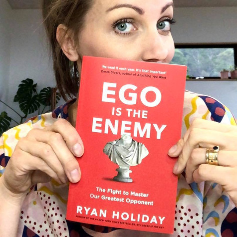 Book review: 'Ego is the Enemy' by Ryan Holiday