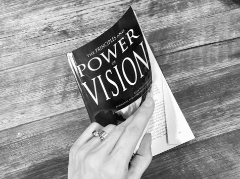 Book review: The Principles and Power of Vision
