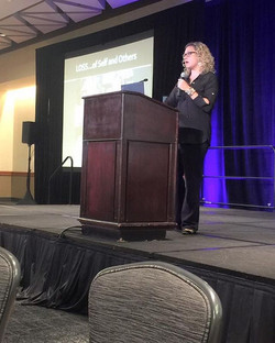 Keynote at the National Federation of Families for Children's Mental Health conference #beautifullyb