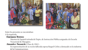Aniversario de la Clase 1963 Academia Inmaculada Concepción