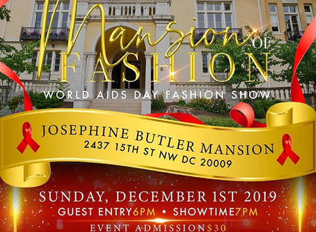 Models INC Empowers Others On World AIDS Day with Mansion on Fashion: Fashion Show
