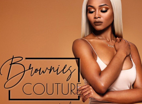 "A Cosmetic Line for Women of All Colors ""Brownies Couture"" by Azia Is Now Available"