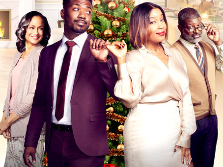 "TV One's ""Dear Santa, I Need A Date"" Set To Premiere Dec 8: Interviews With The Cast"
