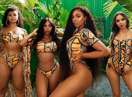 Ashanti x #PrettyLittleThing Collaboration
