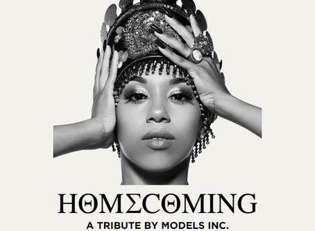 Models Inc Presents HOMECOMING – A Live Tribute to Beyoncé at Coachella