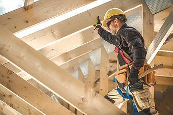 costruzione nuove strutture di copertura e ristrutturazione