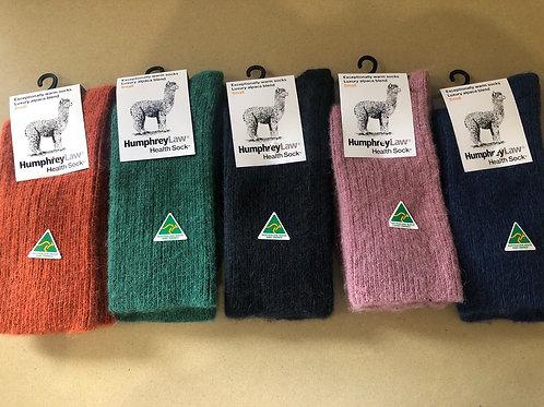 Humphrey Law Alpaca Sock® Style 01C