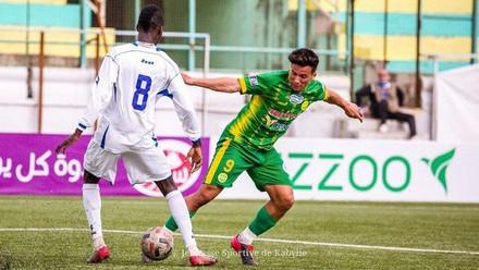 Coupe de la CAF, la JSK et l'ES Sétif se qualifient pour la phase de poules