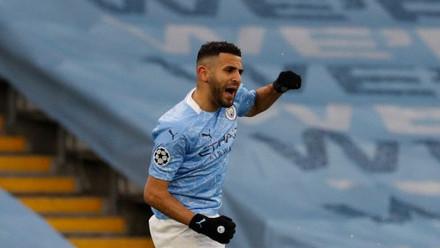 Mahrez s'envole et étrille le PSG, City se hisse en finale de la ligue des champions