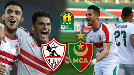 Ligue des champions de la CAF, le MCA arrache le nul