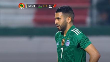 Eliminatoires CAN 2021 : 6ème journée, l'Algérie atomise le Botswana