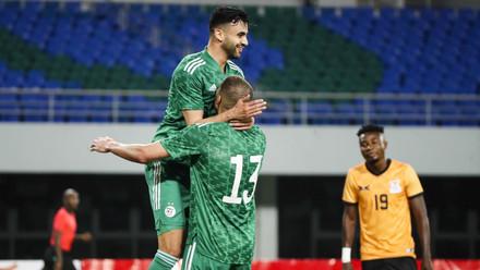 Eliminatoires CAN 2021 : 5ème journée, l'Algérie se contente d'un match nul (3-3) en Zambie