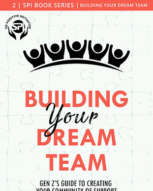 Building Your Dream Team SPI Book 2 cove