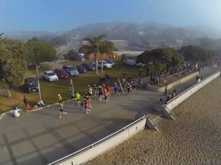 Seaside Half Marathon Discount in Ventura California Feb 22, 2015