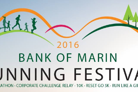 Inaugural Bank of Marin Running Festival to Kick Off this May in Novato, California