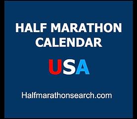 Half Marathon Calendar USA