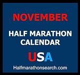 November Half Marathons