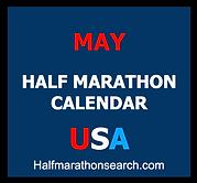 May Half Marathons