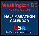 Washington DC half marathons