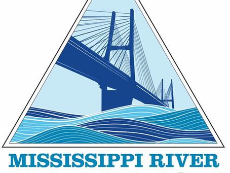 LIVE Mississippi River Marathon & Half Marathon 2021 - Arkansas to Mississippi