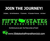 50 states half marathon club