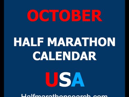 October Half Marathons - Half Marathon Search