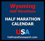Wyoming Half Marathons