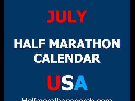 July Half Marathons