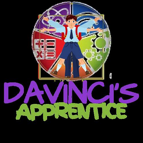 DAVINCI'S APPRENTICE - S.T.E.A.M. CAMP