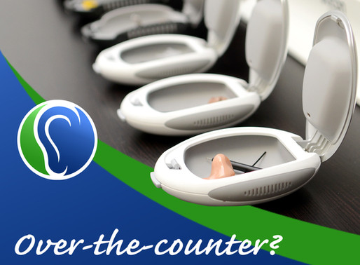 Over-the-Counter vs Professionally Dispensed Hearing Aids
