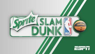 Sprite Slam Dunk Logo Animation
