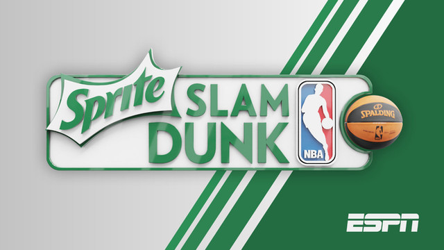 Sprite Slam Dunk Logo Animation