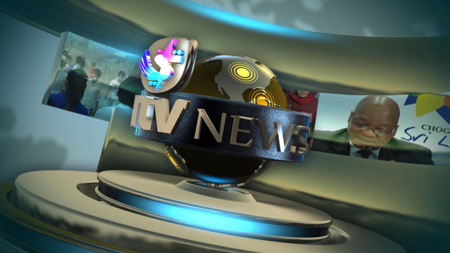 iTV News Title Sequence