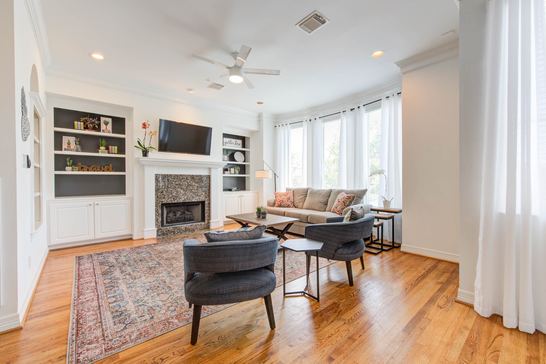 Montrose Vacation Rental Living Room