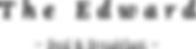 The Edward Logo