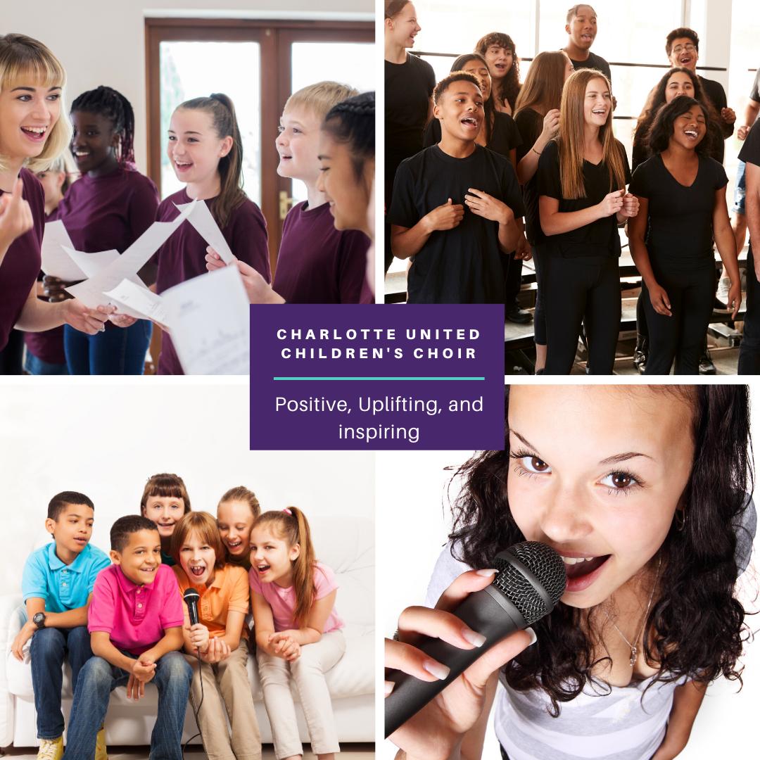 Charlotte United Children's Choir