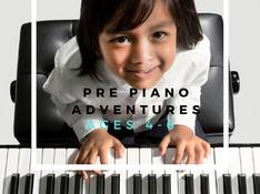 Pre Piano Adventures