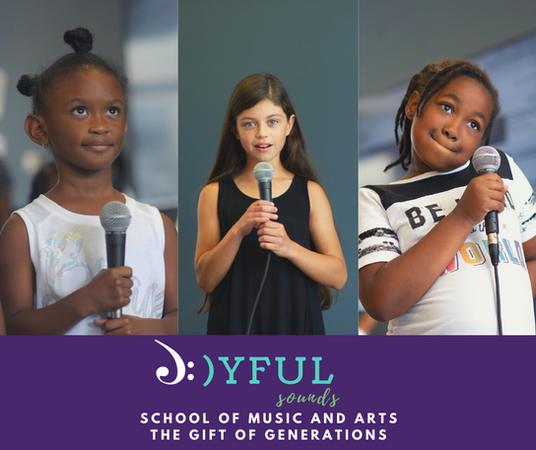 Joyful Sounds School Of Music and Arts (