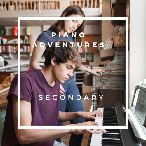 Accelerated Piano Adventures 1 Secondary
