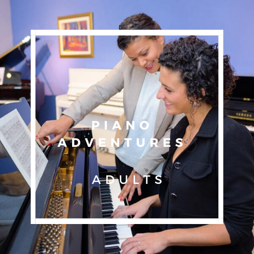 Piano Adventures 1 Adults